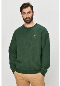 Levi's® - Levi's - Bluza bawełniana. Okazja: na spotkanie biznesowe, na co dzień. Kolor: zielony. Materiał: bawełna. Styl: casual, biznesowy