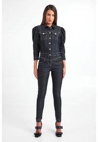 Liu Jo - KOMBINEZON LIU JO. Materiał: jeans