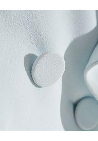 ACLER - Błękitna marynarka Fairmont. Kolor: niebieski. Materiał: tkanina. Długość rękawa: długi rękaw. Długość: długie
