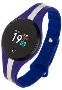 Czarny zegarek GARETT smartwatch