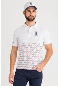 Koszulka polo North Sails polo, elegancka