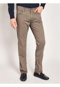Brązowe spodnie Wrangler #5
