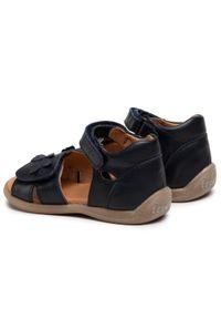 Froddo - Sandały FRODDO - G2150134-3 S Blue. Kolor: niebieski. Materiał: skóra. Wzór: aplikacja