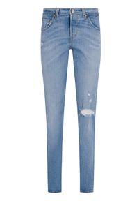 Niebieskie jeansy Levi's®