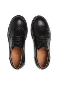 Czarne buty komunijne Froddo