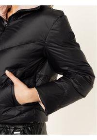Różowa kurtka puchowa Armani Exchange