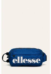 Niebieska nerka Ellesse z nadrukiem