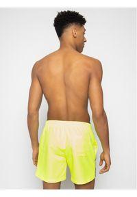 Żółte szorty Calvin Klein Swimwear