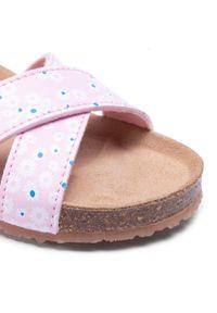 Różowe sandały Sergio Bardi Young