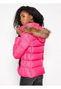 Różowa kurtka puchowa Calvin Klein #7