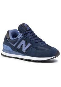 Niebieskie buty sportowe New Balance New Balance 574