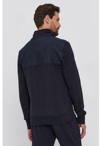 TOMMY HILFIGER - Tommy Hilfiger - Bluza bawełniana. Okazja: na co dzień. Kolor: niebieski. Materiał: bawełna. Wzór: nadruk. Styl: casual