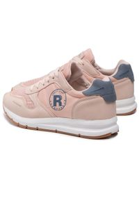 Refresh - Sneakersy REFRESH - 72894 Nude. Okazja: na co dzień, na spacer. Kolor: różowy. Materiał: skóra ekologiczna, materiał. Szerokość cholewki: normalna. Sezon: lato. Styl: casual #7