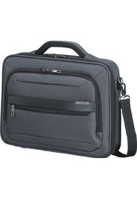 Niebieska torba na laptopa Samsonite