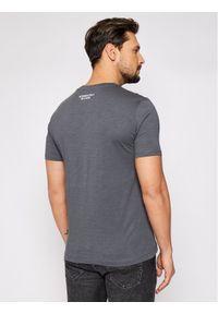 Aeronautica Militare T-Shirt 211TS1865J512 Szary Regular Fit. Kolor: szary