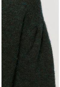 Sweter AllSaints na co dzień, długi, casualowy, z długim rękawem