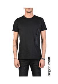 Xagon Man T-Shirt. Okazja: na co dzień. Materiał: bawełna. Styl: casual