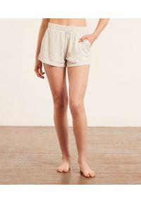 Chrissy Short De Pyjama - Szary - Etam. Kolor: szary