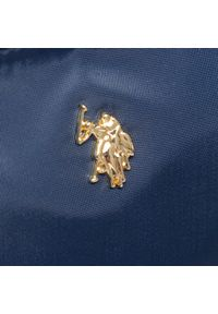U.S. Polo Assn - Torebka U.S. POLO ASSN. - Houston Doub. Handle2 Bag BIUHU4917WIP212 Navy. Kolor: niebieski. Materiał: skórzane. Styl: klasyczny