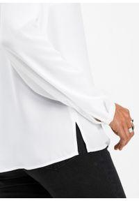 Biała tunika bonprix