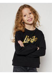 Czarna bluza Liu Jo Kids