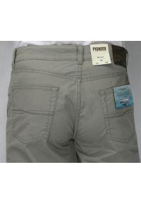 Szare spodnie Pioneer