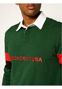 Zielona koszulka polo DC polo