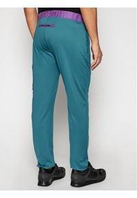 Helly Hansen Spodnie dresowe P&C 53332 Zielony Regular Fit. Kolor: zielony. Materiał: dresówka