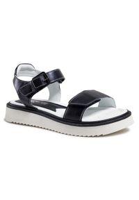 Niebieskie sandały Lasocki Young