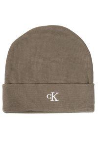 Zielona czapka zimowa Calvin Klein Jeans #3