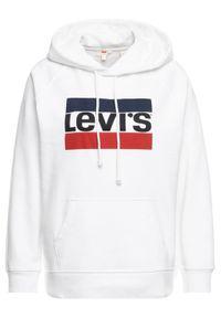 Biała bluza Levi's® sportowa