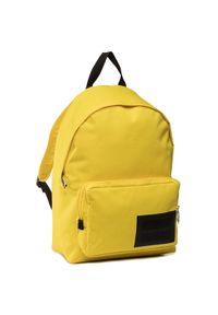 Żółty plecak Calvin Klein Jeans sportowy