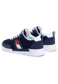 Niebieskie buty sportowe Tommy Jeans