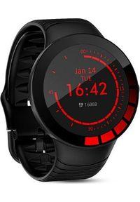 Smartwatch Smart And You E3 Czarny (411D-66769). Rodzaj zegarka: smartwatch. Kolor: czarny