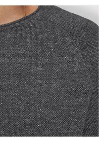 Jack & Jones - Jack&Jones Sweter Hill 12157321 Szary Regular Fit. Kolor: szary #5