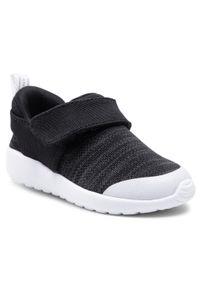 EMU Australia - Sneakersy EMU AUSTRALIA - Pymble K125174 Black. Okazja: na co dzień. Zapięcie: rzepy. Kolor: czarny. Materiał: wełna, materiał. Szerokość cholewki: normalna. Styl: casual