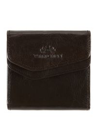 Brązowy portfel Wittchen