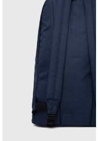 Jack & Jones - Plecak. Kolor: niebieski. Wzór: nadruk