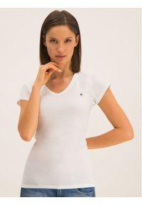 Biały t-shirt G-Star RAW