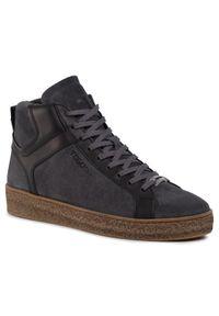 Togoshi Sneakersy TG-12-03-000090 Szary. Kolor: szary