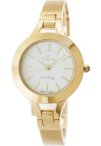 Złoty zegarek Gino Rossi