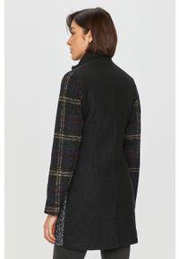 Wielokolorowy płaszcz Desigual na co dzień, bez kaptura