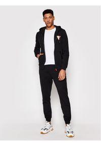Guess Bluza M1RQ48 K6ZS1 Czarny Regular Fit. Kolor: czarny