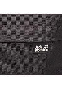 Jack Wolfskin - Saszetka JACK WOLFSKIN - Purser 8006571 Black. Kolor: czarny. Materiał: materiał