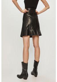 Czarna spódnica Pinko casualowa, gładkie, na co dzień
