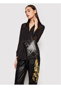 Versace Jeans Couture Torebka E1VWABAX Czarny. Kolor: czarny