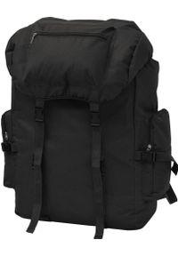 Plecak turystyczny vidaXL Wojskowy 65 l (91100). Styl: militarny