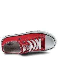 Big-Star - Trampki BIG STAR FF374201 603 Czerwony. Kolor: czerwony #6