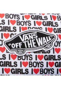 Vans - Plecak VANS - Realm Backpack VN0A3UI6VDA1 I Heart Boys Girls. Kolor: czarny. Materiał: materiał