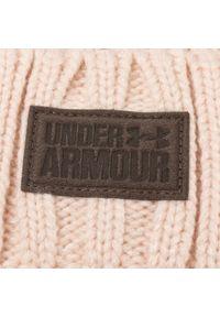 Różowa czapka zimowa Under Armour